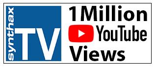 SynthaxTV 1 Million YouTube Views