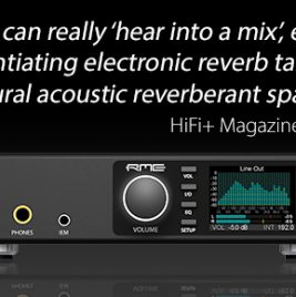 HiFi Plus Magazine reviews the RME ADI-2 DAC - Synthax Audio UK