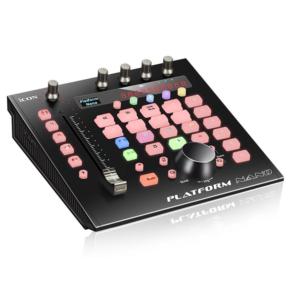 Icon Platform Nano - 02 - Synthax Audio UK