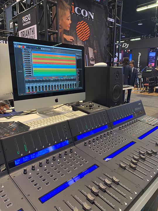 Icon Pro Audio - QCon Pro X & QCon EX - Synthax Audio UK