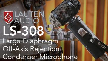 Lauten Audio announces Synergy Series LS-308 off-axis