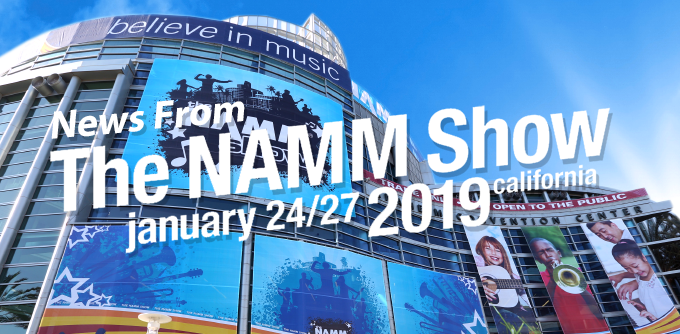 News From NAMM 2019 - RME - Ferrofish - Lauten - Icon - Synthax Audio UK