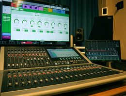 University of Surrey Installs Calrec Brio Audio Console - Synthax Audio UK