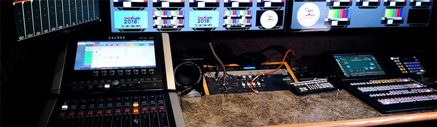 Calrec Brio 12 - South Carolina Educational Television - SCETV - Synthax Audio UK