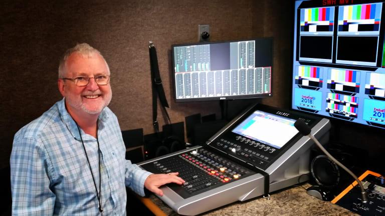 Calrec Brio 36 - South Carolina Educational Television - SCETV - Synthax Audio UK