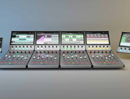 Calrec Type R Debuts at BVE 2019 - Synthax Audio UK