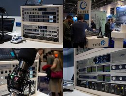 Thanks for joining us at BVE 2019 - RME - Calrec - Synthax Audio UK