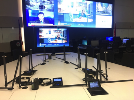myMix - Williamson County Emergency Operations Center - 01 - Synthax Audio UK