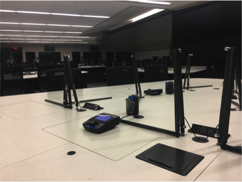 myMix - Williamson County Emergency Operations Center - 02 - Synthax Audio UK