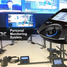 myMix monitoring used for crisis communication system - 02 - Synthax Audio UK