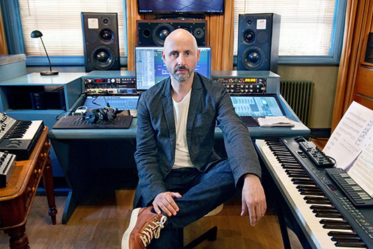 Dominik Scherrer - Studio 01 - RME Fireface UFX II