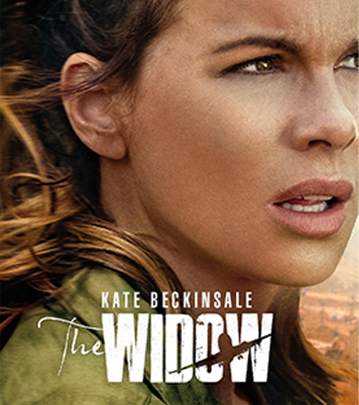 The Widow - Poster Portrait - Kate Beckinsale