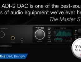 RME ADI-2 DAC - The Master Switch review