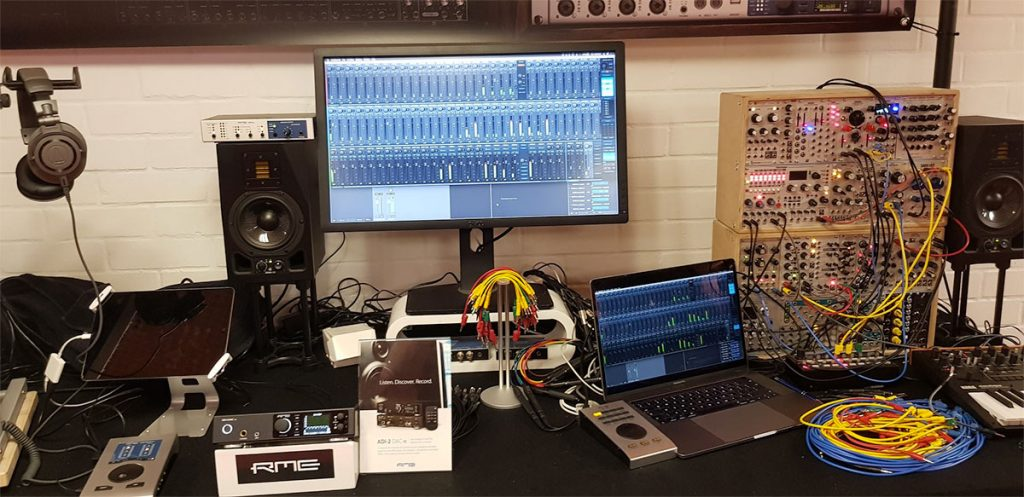 RME Audio - SuperBooth 2019 - 04 - Synthax Audio UK