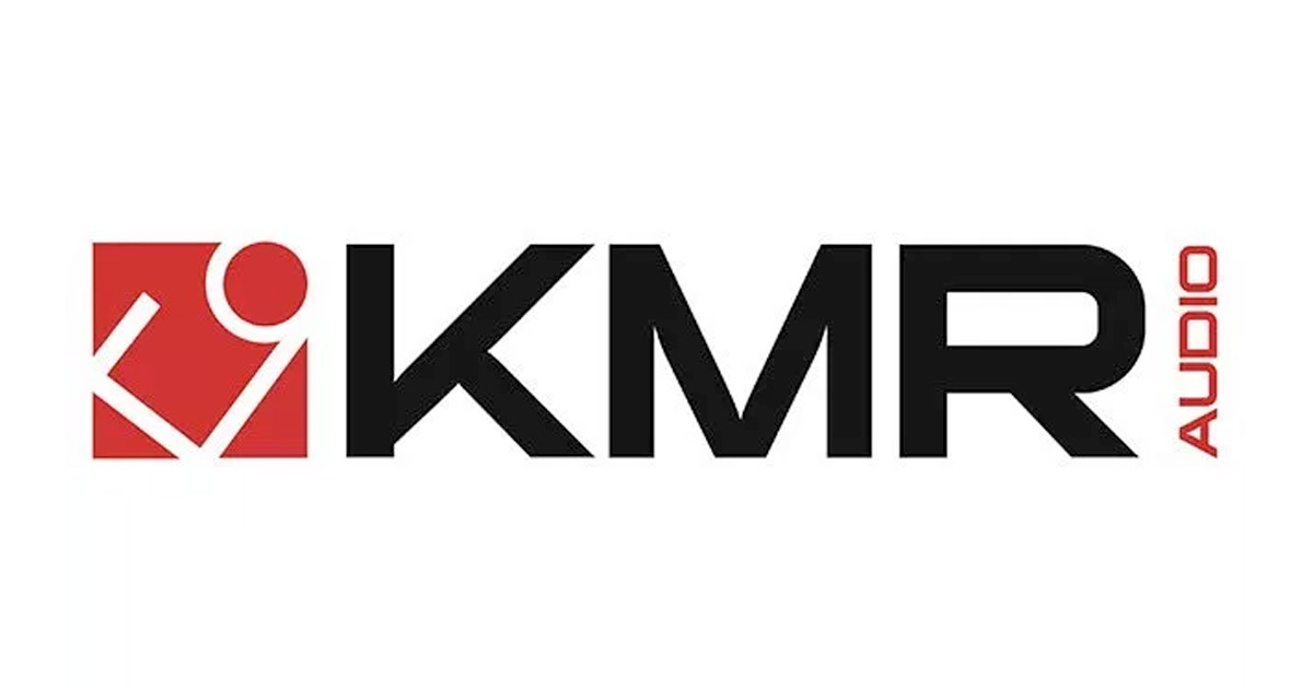 KMR Audio - Logo