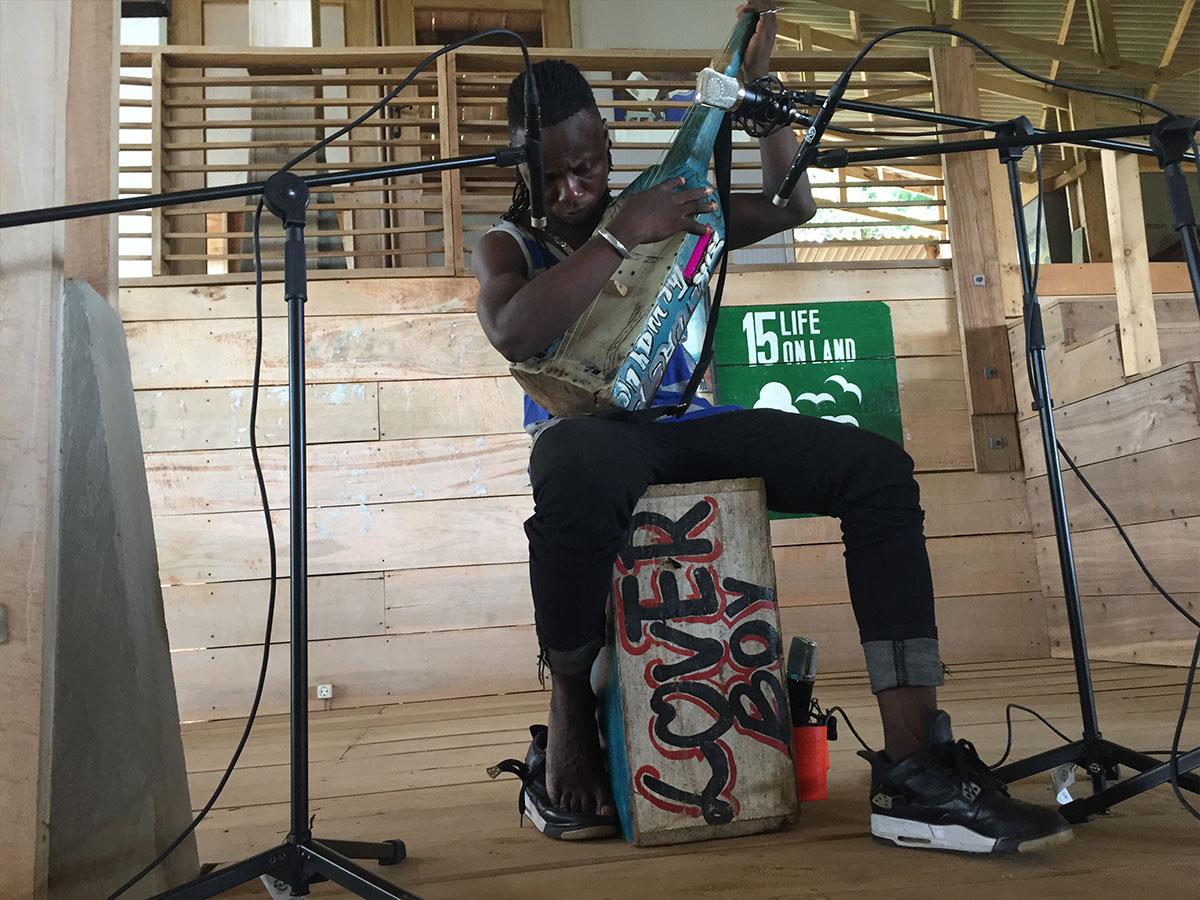 Lauten Audio Microphones - Sam Wheat - Sierra Leone - 05 - Synthax Audio UK