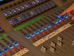 Calrec Audio - NEP - Wimbledon 2019 - Synthax Audio UK