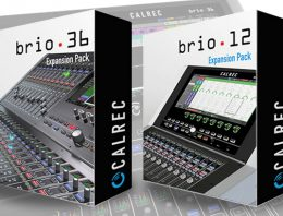 Calrec Brio - DSP Expansion Upgrades - Price Drop 2019 - Synthax Audio UK