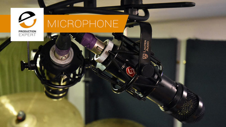 Pro Tools Expert - Lauten Audio LS-208 Microphone - Synthax Audio UK