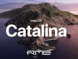 MacOS Catalina - RME Audio - Synthax Audio UK