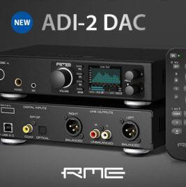 RME ADI-2 DAC - MRC - New Remote Control - Synthax Audio UK