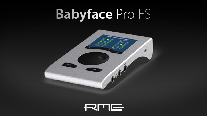 RME Babyface Pro FS - Synthax Audio UK