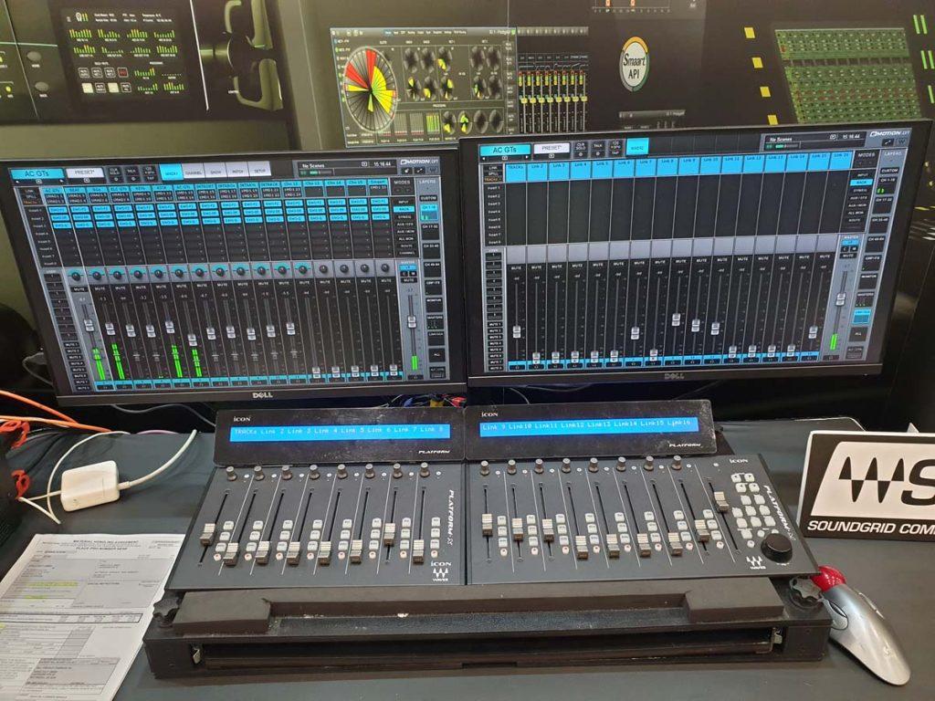 Icon Pro Audio & DirectOut - NAMM 2020 - Synthax Audio UK