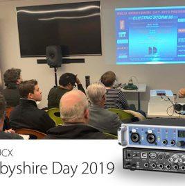 Delia Derbyshire Day - Synthax Audio UK