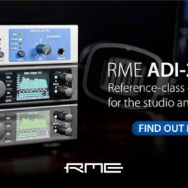 RME ADI-2 Series - Stack-02 - Synthax Audio UK