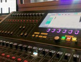 Gorrila Group TV - Calrec Brio 36 - Main Image - Synthax Audio UK