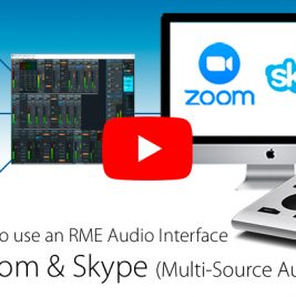 How to use your DAW with Skype & Zoom - Multi-Source Audio - Synthax Audio UK