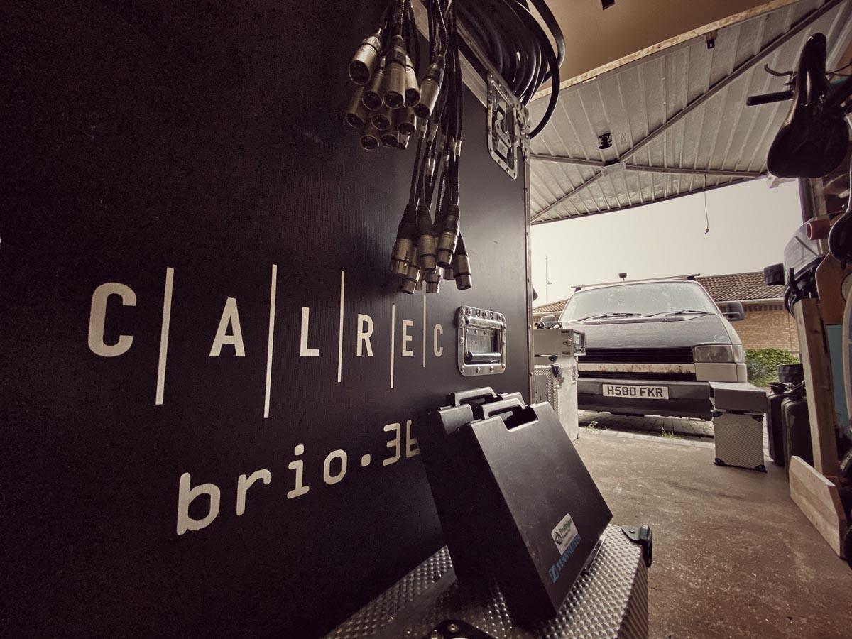 05 - Paul Cutler - Captain Tom - Calrec Brio - Synthax Audio UK