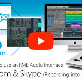 How to record Skype and Zoom into a DAW - Video Image - Synthax Audio UK