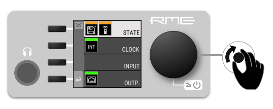 RME 12Mic - Front Panel - Synthax Audio UK