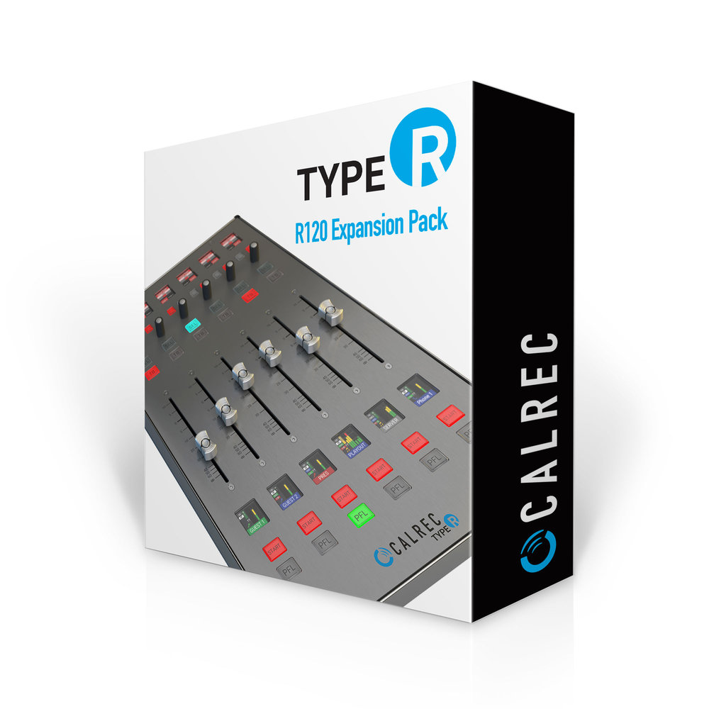 Calrec Type R R120 upgrade - Synthax Audio UK