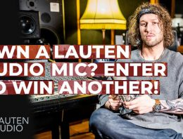 Lauten Audio - Competition - Synthax Audio UK