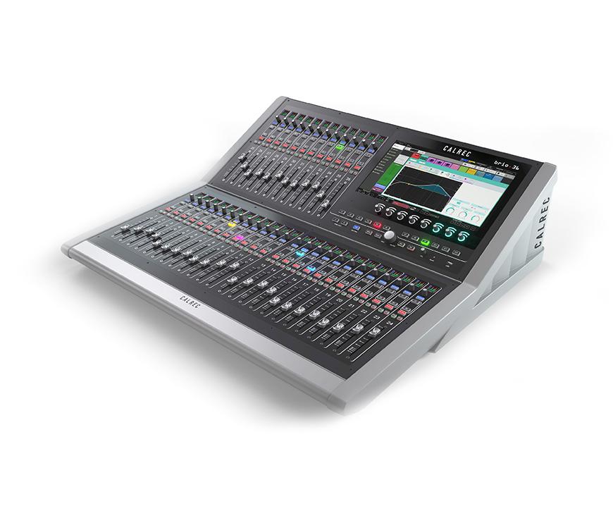 Calrec - Brio 36 - Synthax Audio UK