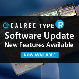 Calrec Type R - Software Update - V2.0 - Synthax Audio UK