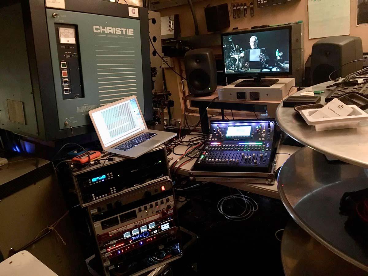Rob Ashard - TaskMaster - Ferrofish A32 Dante