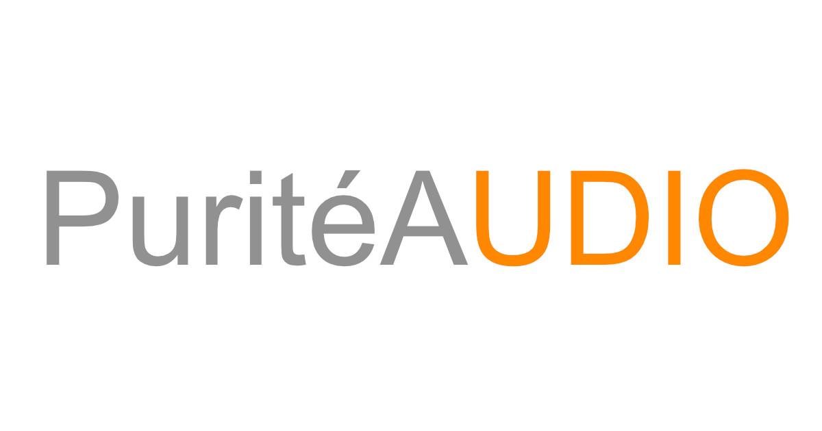 PuritéAudio - Logo