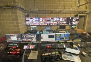 Ferrofish Temple Broadcast Room - Synthax Audio UK