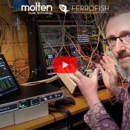 Molten Music Tech Pulse 16 CV Review - Thumbnail Image - Synthax Audio UK