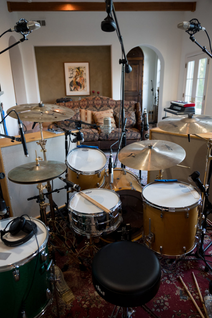 Foo Fighters - Lauten Microphones - Synthax Audio UK