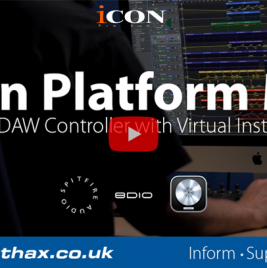 Platofrm M+ With Virtual Instruments - Feature Image