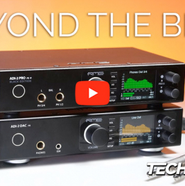 RME ADI-2 Pro FS R Black Edition - Review by TechReflex - Synthax Audio UK