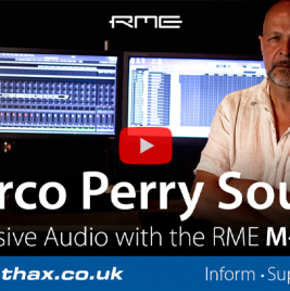 Marco Perry - WordPress Feature Image - Synthax Audio UK