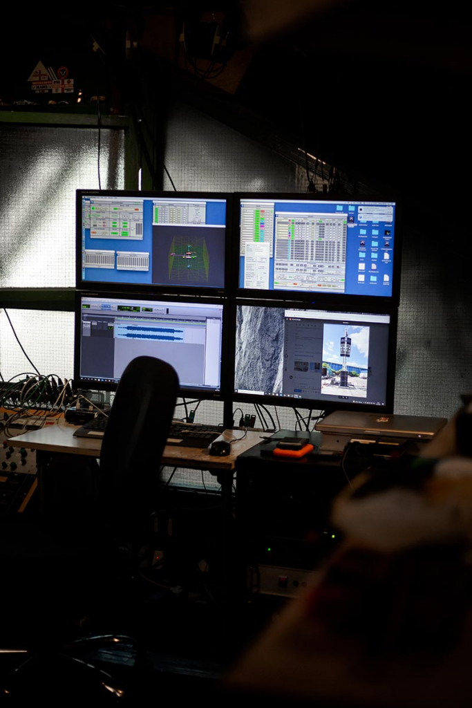 Marco Perry - Workstation - Synthax Audio UK