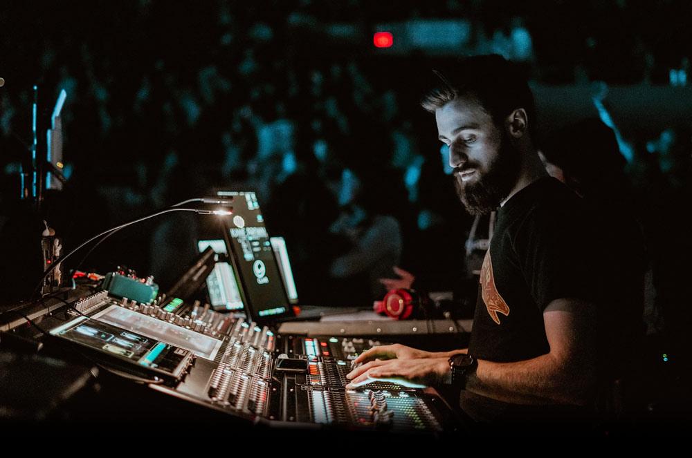 David Loy - Main Image - Synthax Audio UK