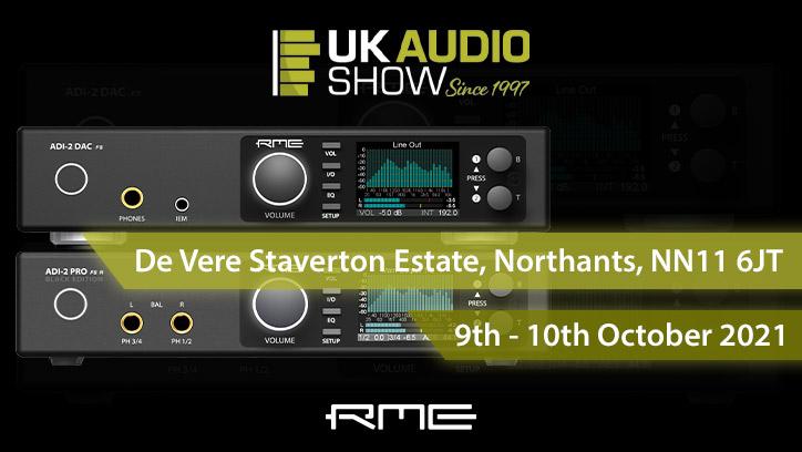 UK Audio Show - Feature Image - Synthax Audio UK