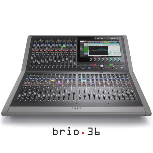 Calrec Brio36 Console